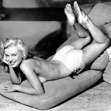 Изображение 25. Marilyn Monroe, pin-up girl.. Изображение № 33.