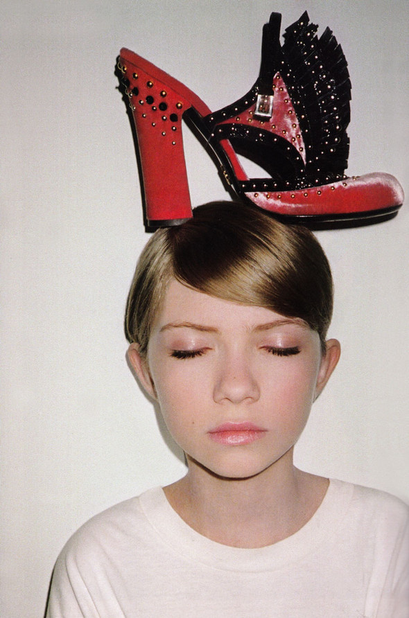 TAVI GEVINSON for POP magazine. Изображение № 8.