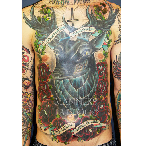 Лучшие Tumblr блоги о татуировках. Изображение № 6.