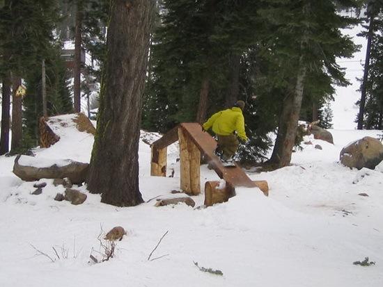 Авориаз – райдля сноубордистов илыжников. Изображение № 2.