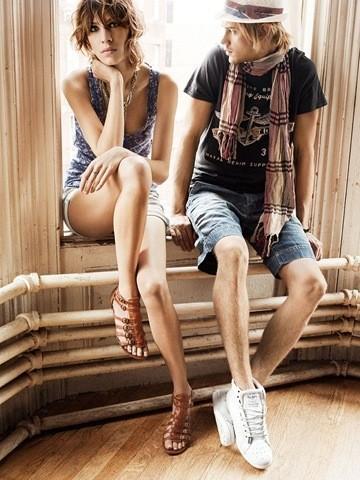 Pepe Jeans весна-лето 2010. Изображение № 7.