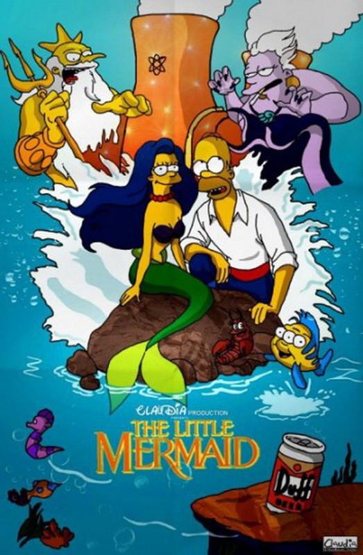 Симпсоны на киноафишах. Изображение № 6.