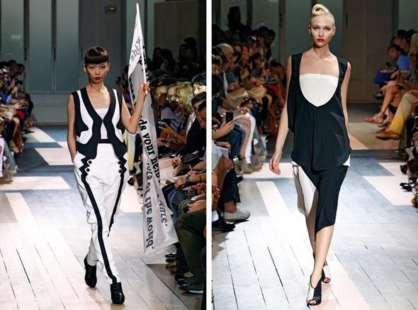 Показы Paris Fashion Week SS 2012: День 2. Изображение № 10.