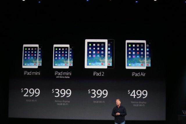 Трансляция: Apple представляет новые iPad и другие продукты. Изображение № 7.