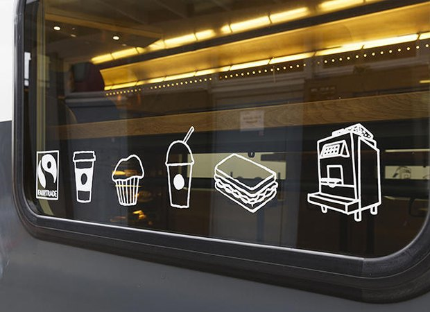 Новый Starbucks откроется в поезде. Изображение № 4.