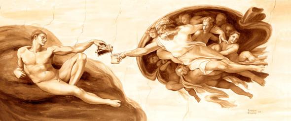 Coffee Art. Изображение № 7.