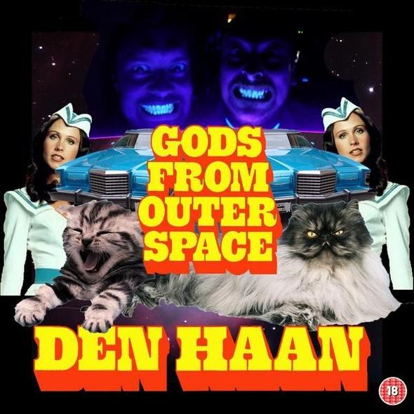 """DenHaan """"Primitive Walk Mix"""". Изображение № 1."""