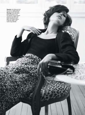 Vogue Australia September 2010. Изображение № 2.