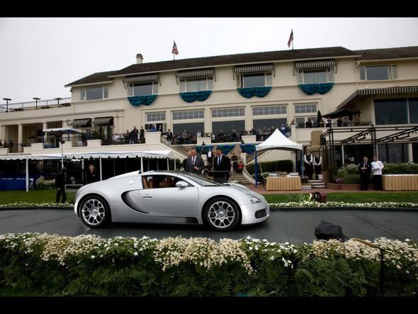 Bugatti Veyron Grand Sport. Изображение № 1.