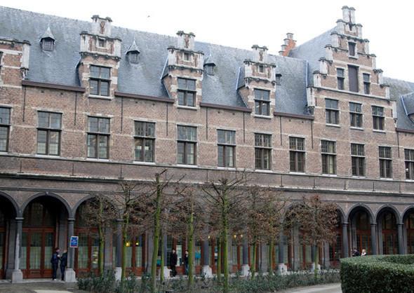 Universiteit Antwerpen. Изображение № 29.