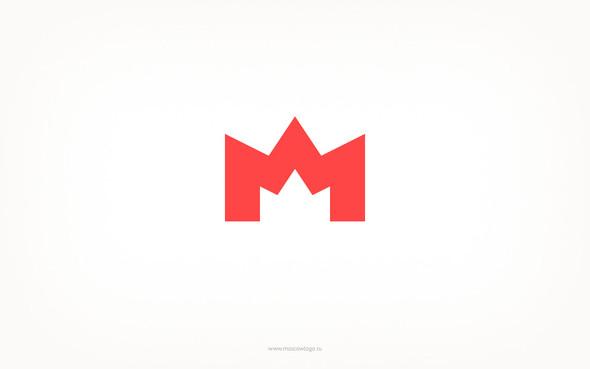 Концепт логотипа Москвы. Изображение № 1.