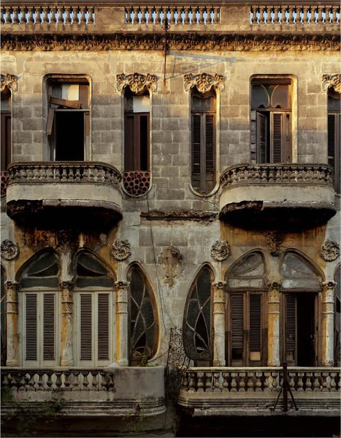 Изображение 9. Фасады Гаваны от Michael Eastman.. Изображение № 9.