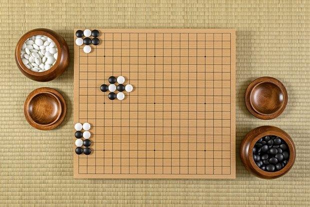 Зачем учить компьютер играть в древнюю японскую игру. Изображение № 2.
