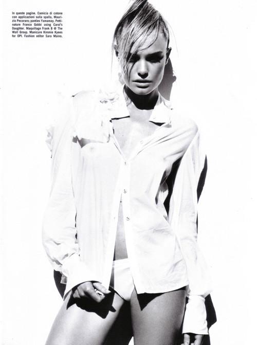 Кейт Босворт для Vogue Beauty Italia. Изображение № 5.