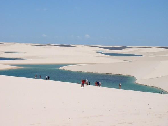 Белые пески Lencois Maranhenses. Изображение № 8.