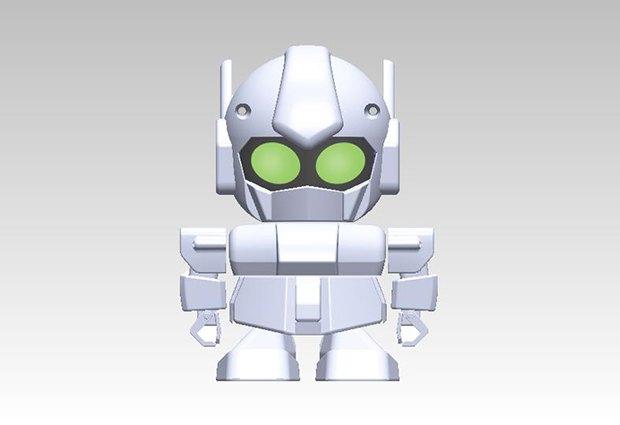 Краудфандинговый проект недели: Комплект для сборки робота RAPIRO. Изображение № 3.