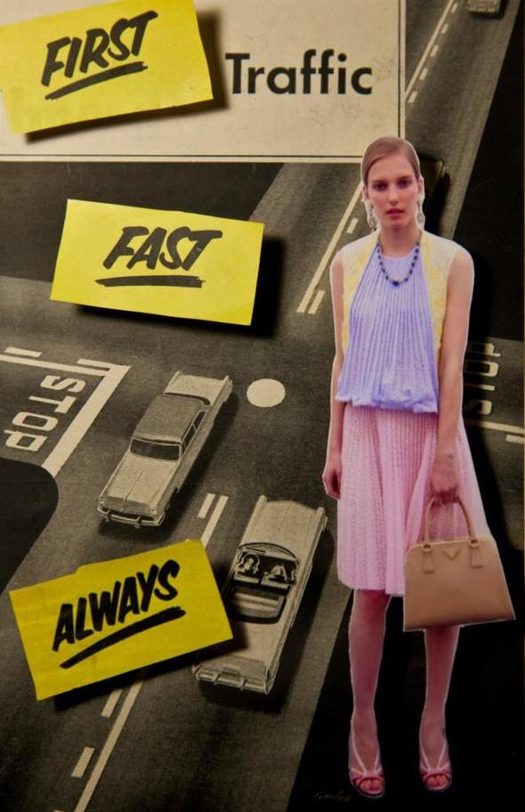 Лукбук: Prada Real Fantasies SS 2012. Изображение № 21.