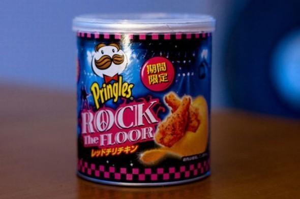 Несъедобное съедобно - какие бывают чипсы. Изображение № 49.
