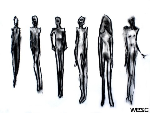 Рисунки Агнес Болмгрен. Изображение № 1.