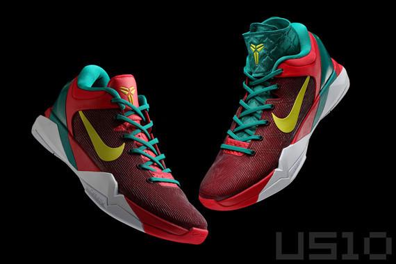 Nike Zoom Kobe VII YOTD. Изображение № 8.
