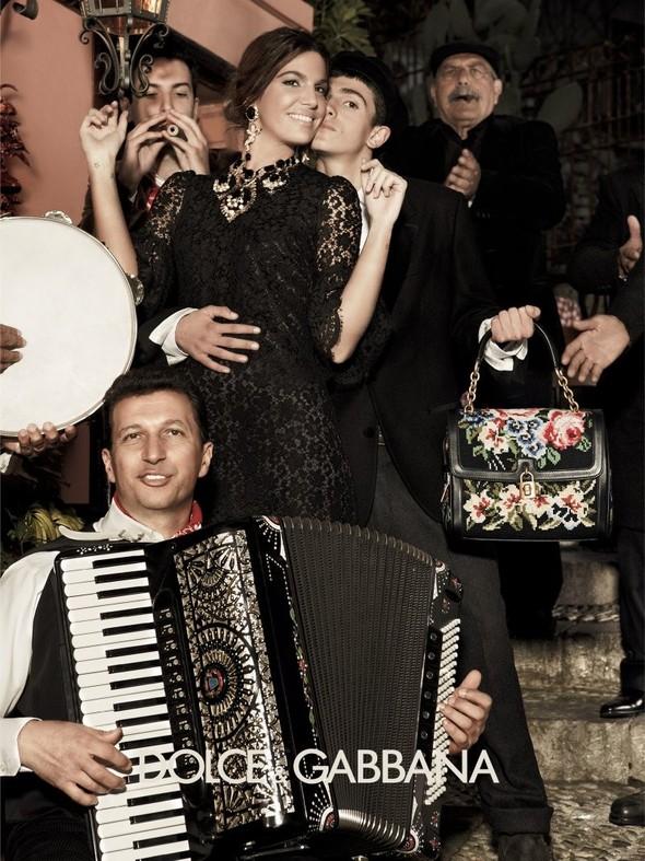 Кампании: Marc Jacobs, Dolce & Gabbana и другие. Изображение № 5.