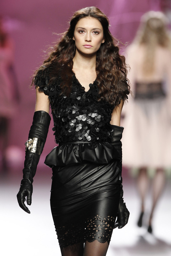 Madrid Fashion Week A/W 2012: Francis Montesinos. Изображение № 19.