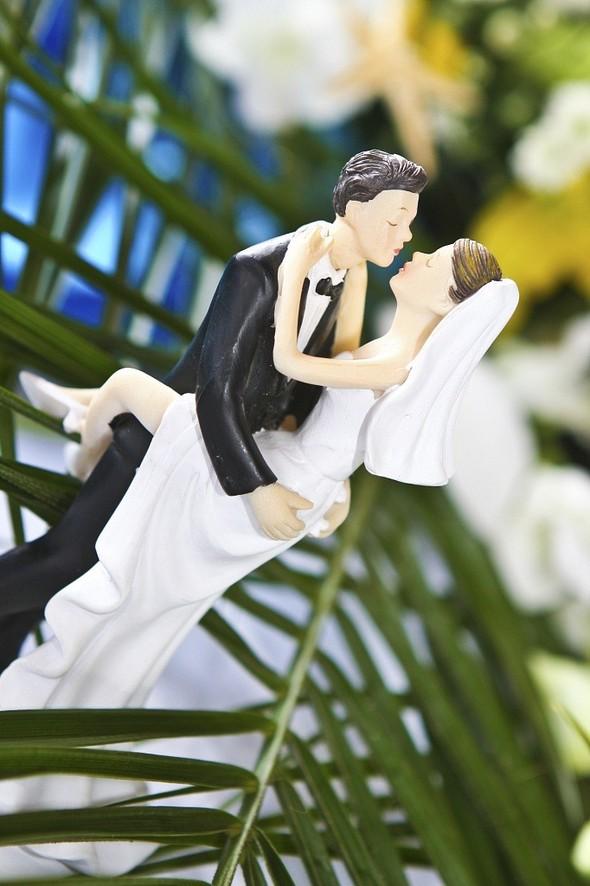 Цвет свадебного дня или праздник длиною в жизнь. Изображение № 5.