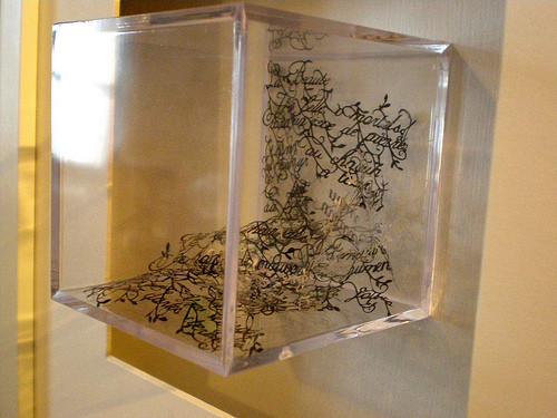 Необыкновенные кружева изобычной бумаги. Hina Aoyama. Изображение № 15.