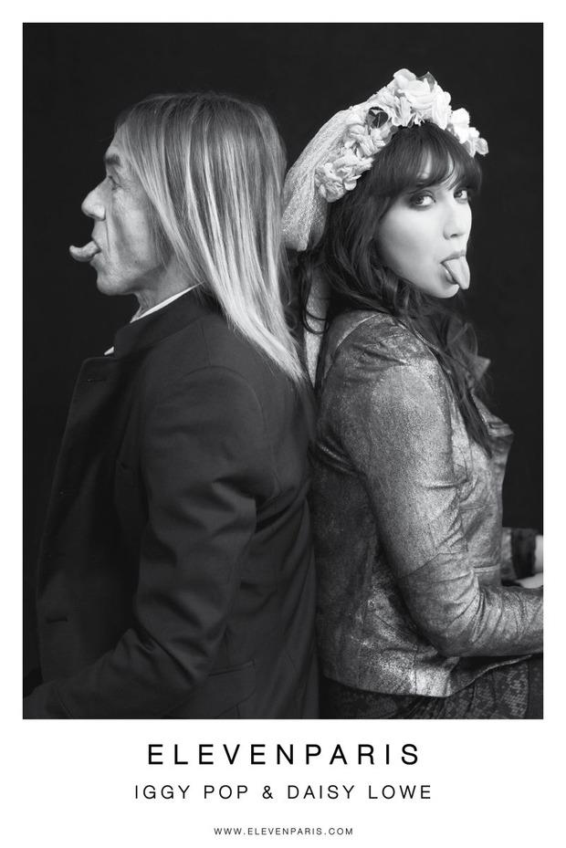 Вышли новые кампании Gucci, Eleven Paris, Forever 21, Moschino и Tomboy. Изображение № 42.
