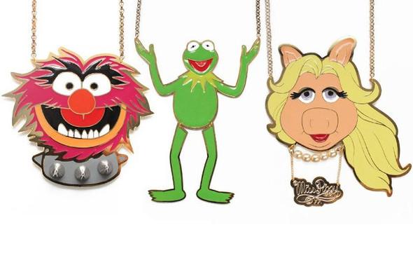 История Muppets в мире моды. Изображение № 9.