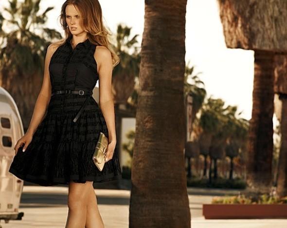 Лукбуки: Chloë Sevigny for Opening Ceremony, Louis Vuitton и Lou. Изображение № 26.