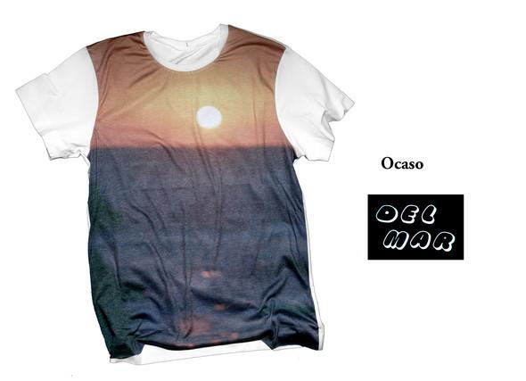 DelMar – футболки изсердца Москвы сморской душой. Изображение № 13.
