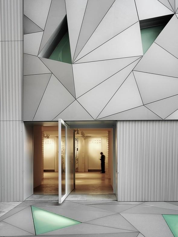 Новый Центр Живописи и Иллюстрации ABC в Мадриде. Изображение № 5.