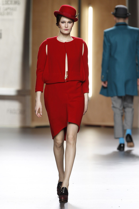 Madrid Fashion Week A/W 2012: Ana Locking. Изображение № 8.