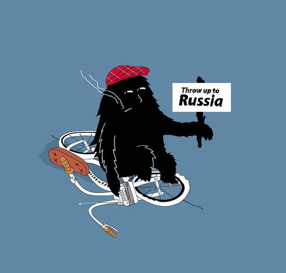 Гоу Гоу Зомби! - Иллюстратор из Санкт-Петербурга. Изображение № 21.