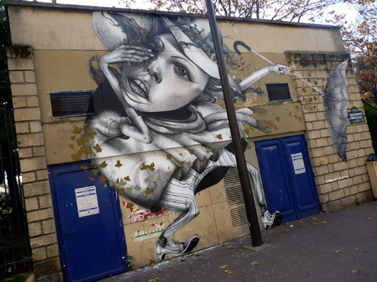 Большой город: Париж и парижане. Изображение № 247.