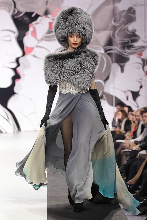 """Коллекция """"La Femme Magnifique"""" Модного Дома Игоря Гуляева. Изображение № 35."""