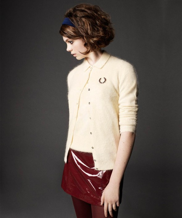 FRED PERRY AW11 LAUREL WREATH COLLECTION «ШАХ И МАТ». Изображение № 8.