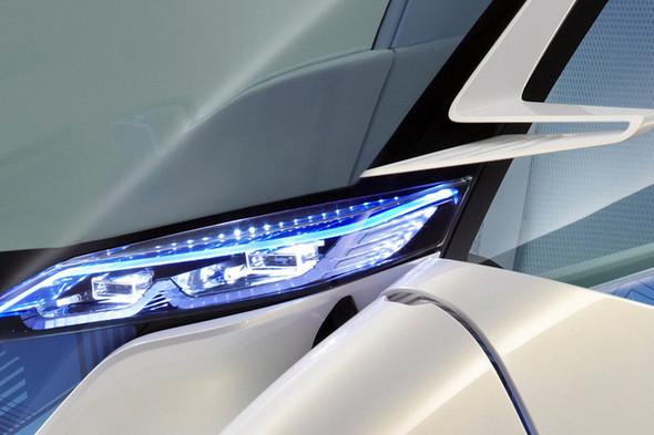 Концепт электрокара для города - Honda Micro Commuter. Изображение № 8.