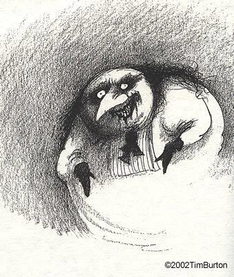 Тим Бартон в роли художника. Изображение № 33.