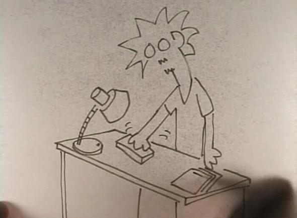Поток короткого метра и анимации. Философские притчи 1.0. Изображение № 4.