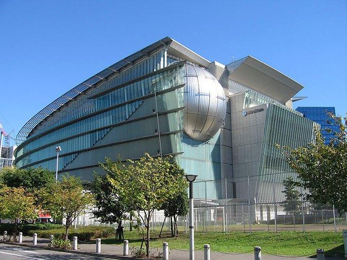 10 высокотехнологичных музеев мира. Изображение № 2.