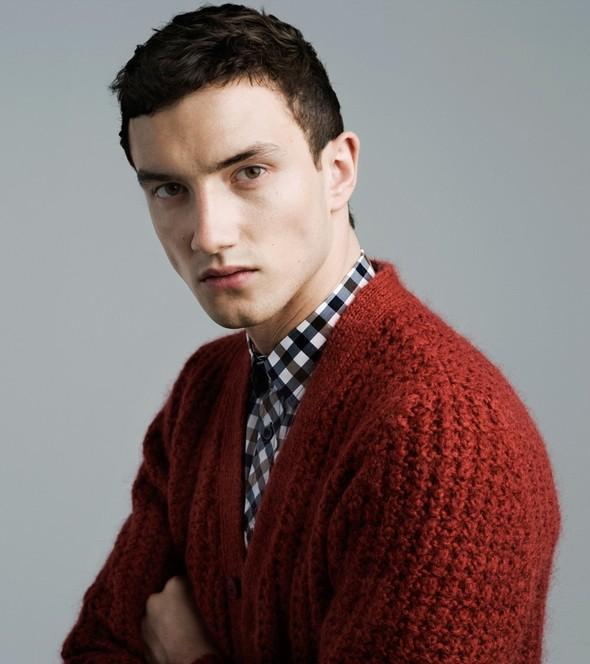 Лукбук: Zara November 2011 Men's. Изображение № 11.