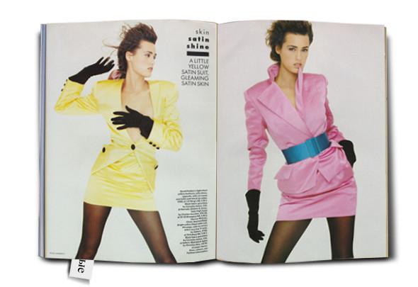 Модная фотография 80х годов. Изображение № 50.