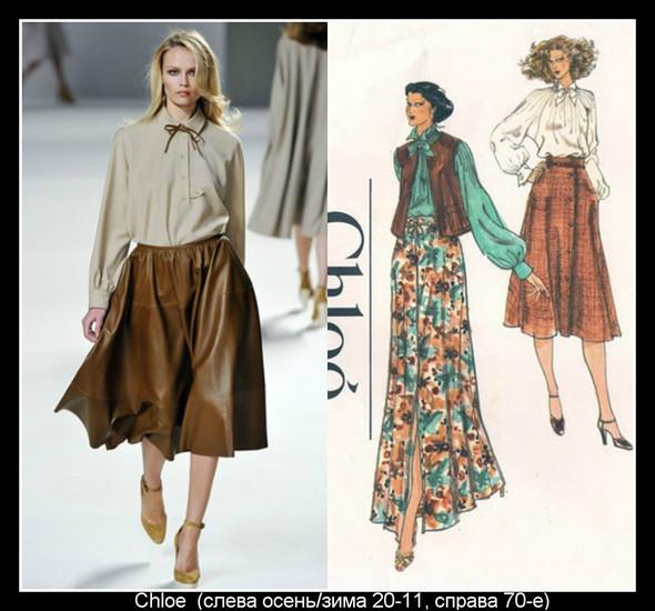 Модные традиции или где черпают свое вдохновение дизайнеры?. Изображение № 12.