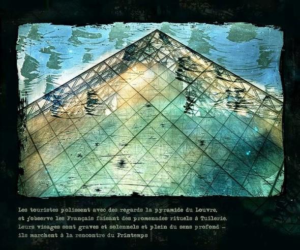 """Выставка Аси Немчёнок """"Impressions franaises"""". Изображение № 10."""