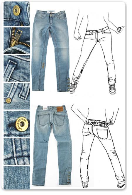Nikita Jeans fallwinter 08. Изображение № 9.