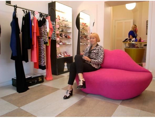 Дизайнер Минна Парикка в собственном магазине в Хельсинки. Изображение № 14.