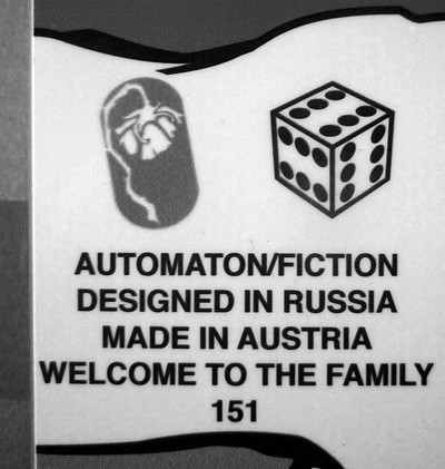 Сноуборды Fiction x Automaton. Изображение № 5.