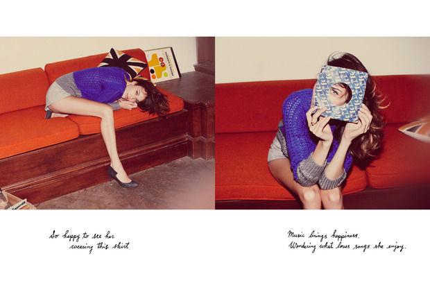Вышли новые лукбуки Zara, Free People, Mango и других марок. Изображение № 88.